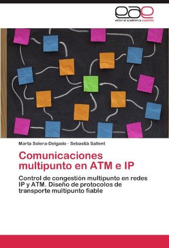 Comunicaciones Multipunto En ATM E IP 9783847354314