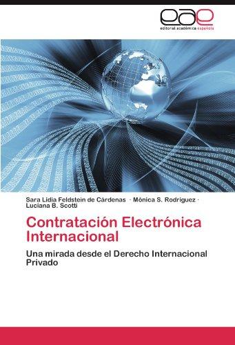 Contrataci N Electr Nica Internacional 9783845484341