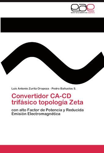 Convertidor CA-CD Trif Sico Topolog a Zeta 9783845489858