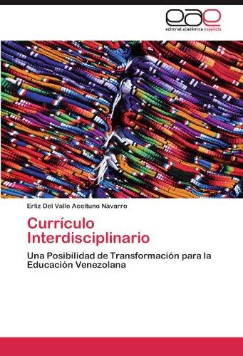 Curr Culo Interdisciplinario 9783846575253