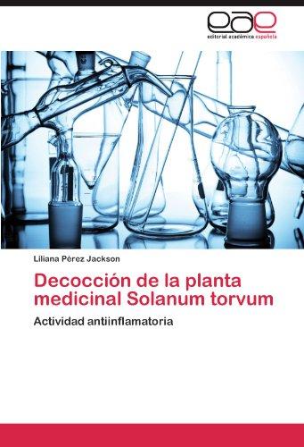 Decocci N de La Planta Medicinal Solanum Torvum 9783847369639