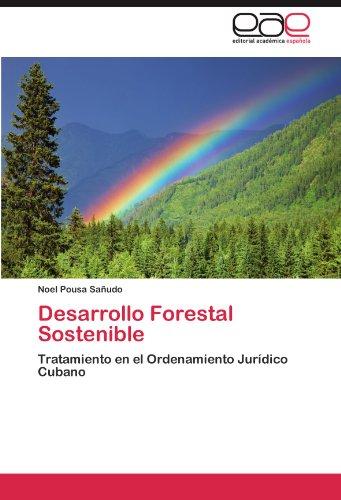 Desarrollo Forestal Sostenible 9783847351368