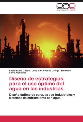 Dise O de Estrategias Para El USO Ptimo del Agua En Las Industrias 9783848452583