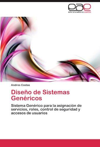 Dise O de Sistemas Gen Ricos 9783845496610