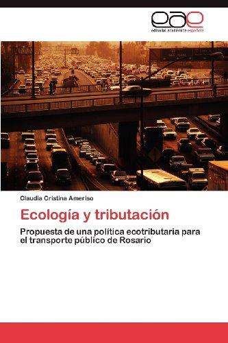 Ecolog A Y Tributaci N 9783847351450