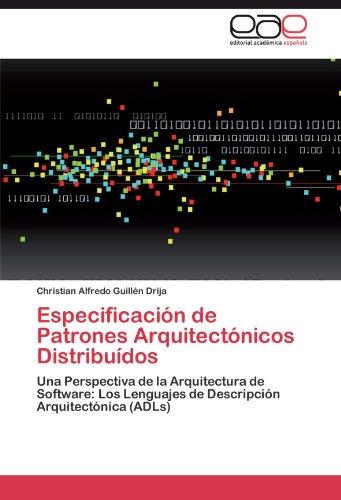 Especificaci N de Patrones Arquitect Nicos Distribu DOS 9783846570784