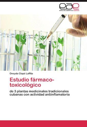Estudio F Rmaco-Toxicol Gico 9783847365839