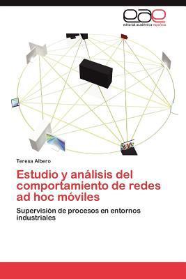 Estudio y an Lisis del Comportamiento de Redes Ad Hoc M Viles 9783847362876