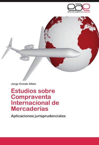 Estudios Sobre Compraventa Internacional de Mercader as 9783845495095