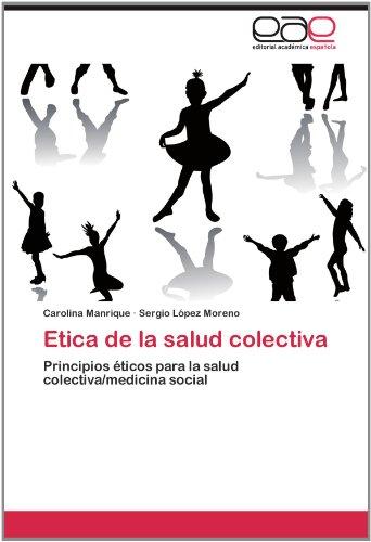 Etica de La Salud Colectiva 9783845482989
