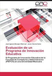 Evaluaci N de Un Programa de Innovaci N Educativa 16975769
