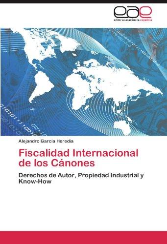 Fiscalidad Internacional de Los C Nones 9783846561966