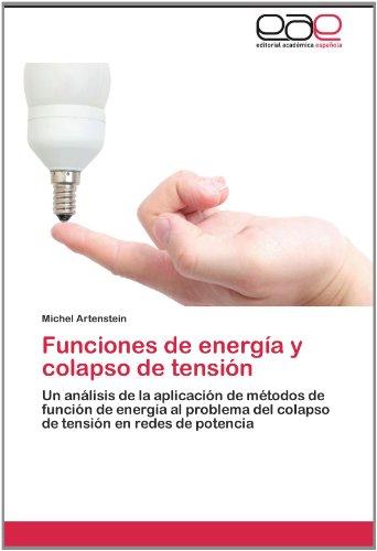 Funciones de Energ A Y Colapso de Tensi N 9783846564455