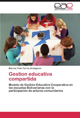 Gestion Educativa Compartida 9783845493138