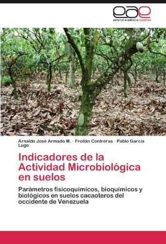Indicadores de La Actividad Microbiol Gica En Suelos 9783846571767