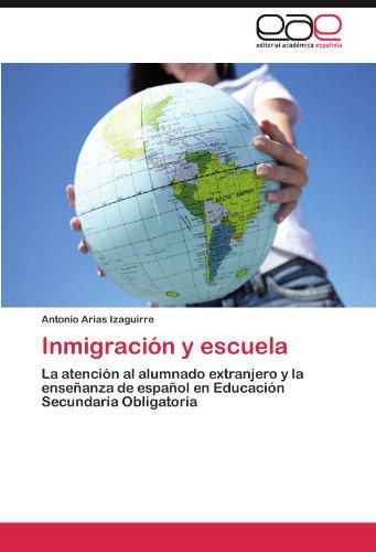 Inmigraci N y Escuela 9783847356424