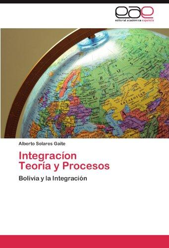Integrac on Teor A Y Procesos 9783845481043