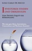 Investoren Finden Und Berzeugen 9783842375710
