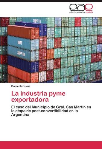 La Industria Pyme Exportadora 9783845497525