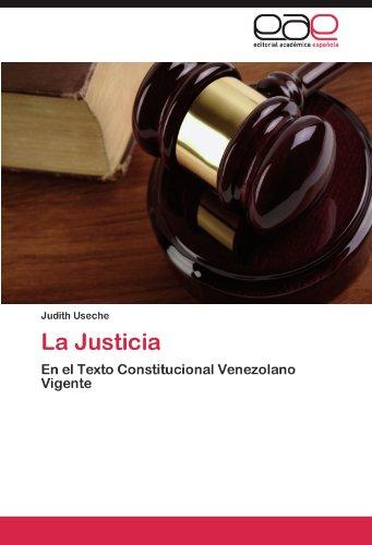 La Justicia 9783845494586