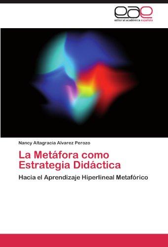 La Met Fora Como Estrategia Did Ctica 9783845495187