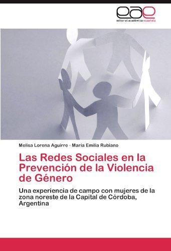 Las Redes Sociales En La Prevenci N de La Violencia de G Nero 9783845486079