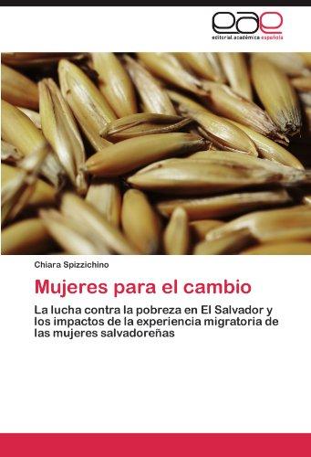Mujeres Para El Cambio 9783845498317