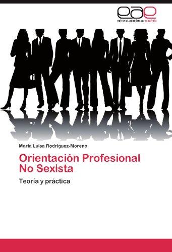 Orientaci N Profesional No Sexista 9783845494289