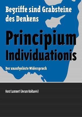 Principium Individuationis 9783842370654
