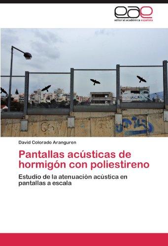 Pantallas AC Sticas de Hormig N Con Poliestireno 9783846567821