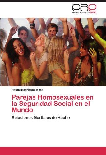 Parejas Homosexuales En La Seguridad Social En El Mundo 9783846577325