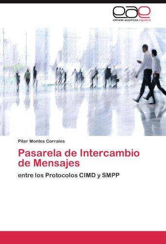 Pasarela de Intercambio de Mensajes 9783845492544