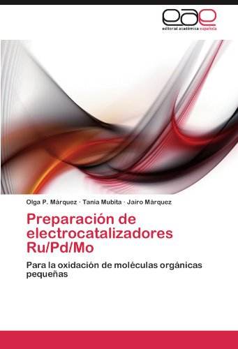 Preparaci N de Electrocatalizadores Ru/Pd/Mo 9783847364634