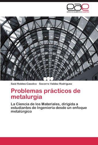Problemas PR Cticos de Metalurgia 9783846565681