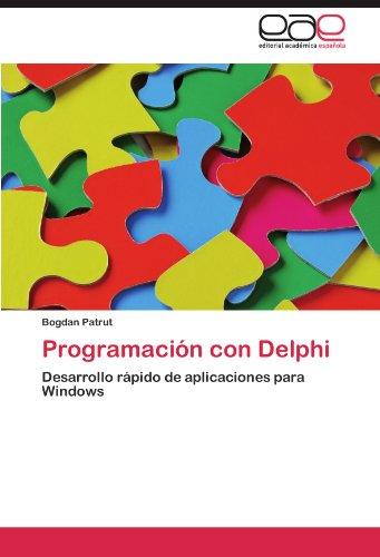 Programaci N Con Delphi 9783846577455