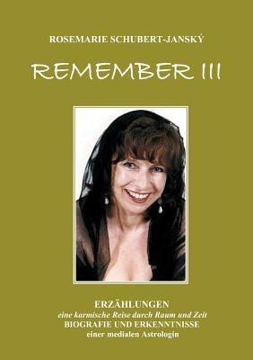 Remember III 9783848215331