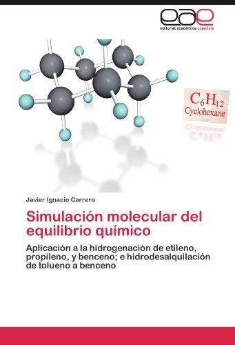 Simulaci N Molecular del Equilibrio Qu Mico 9783846572337