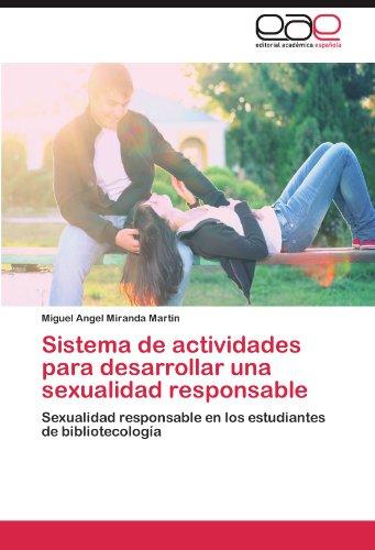 Sistema de Actividades Para Desarrollar Una Sexualidad Responsable 9783846561065