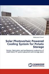 Solar Photovoltaic Powered Cooling System for Potato Storage 18064210