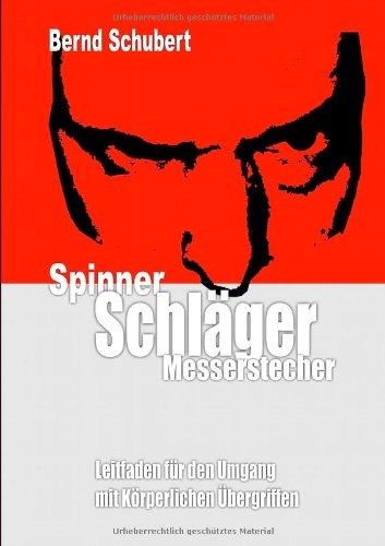 Spinner Schl Ger Messerstecher 9783842347823