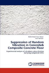 Suppression of Random Vibration in Concrete& Composite Concrete Floor 18064266