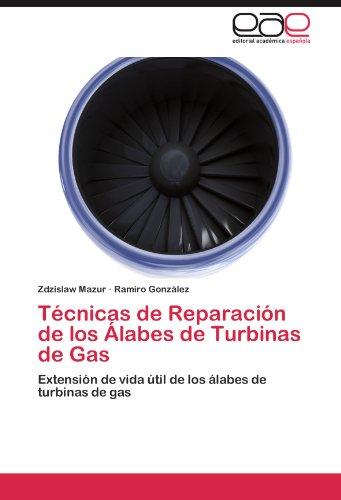 T Cnicas de Reparaci N de Los Labes de Turbinas de Gas 9783845492162