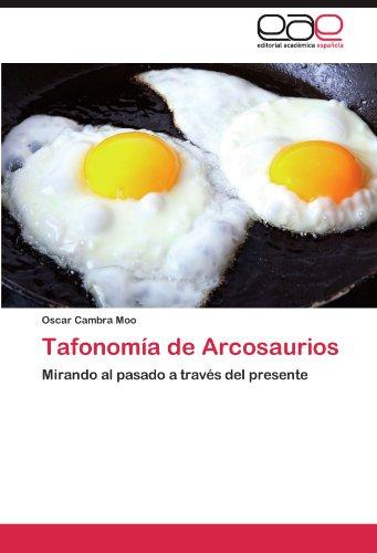 Tafonom a de Arcosaurios 9783845493589