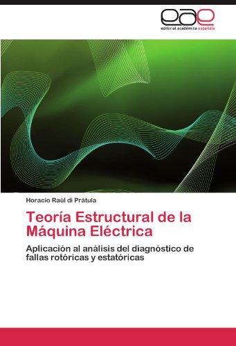 Teor a Estructural de La M Quina El Ctrica 9783847353669