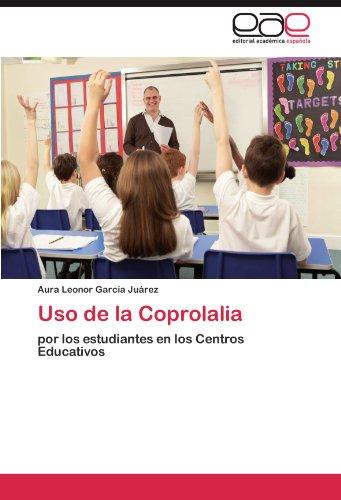 USO de La Coprolalia 9783845499239