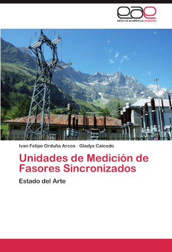 Unidades de Medici N de Fasores Sincronizados 9783846562611