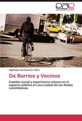 de Barrios y Vecinos 9783846560174