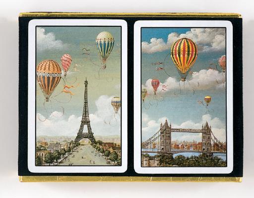 Balloons Velour Pack: Two Decks