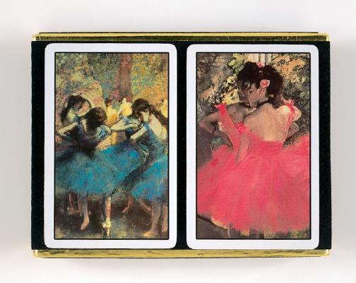 Degas Dancers Velour Pack: Two Decks