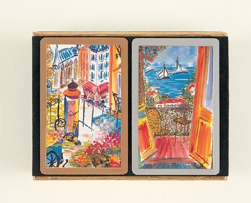Impressions of Paris Velour Pack: Two Decks